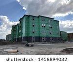 orlando florida april 1 2019 ... | Shutterstock . vector #1458894032