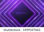 black geometric square shapes...   Shutterstock .eps vector #1459107662