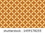 various indonesian batik motif  ... | Shutterstock .eps vector #1459178255