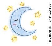 hand drawn illustration of...   Shutterstock . vector #1459219598