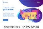customer attraction marketing.... | Shutterstock .eps vector #1459262438