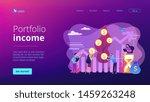 money investing  financiers... | Shutterstock .eps vector #1459263248