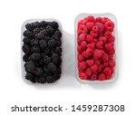 Fruit In Plastic Trays....