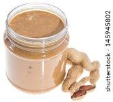 Fresh Made Creamy Peanut Butte...
