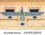Sign Of Zoroastrianism On The...