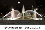 Swann Memorial Fountain...
