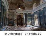 Abandoned Kazan Theotokos...