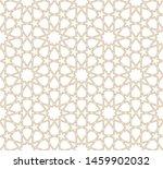 seamless geometric ornament...   Shutterstock .eps vector #1459902032