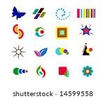 colorful logo | Shutterstock .eps vector #14599558