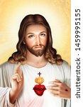 Sacred Heart Of Jesus Christ...