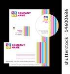 business style. vector... | Shutterstock .eps vector #14600686