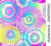 seamless pattern for girls.... | Shutterstock .eps vector #1460295062