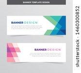 banner vector template...   Shutterstock .eps vector #1460300852