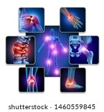 Human Body Joint Pain Concept...