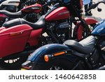The Legendary Harley Davidson...