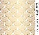 art deco pattern. seamless...   Shutterstock .eps vector #1460715272