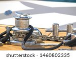 Small photo of Sailboats tamp at the dock in Smogen Sweden