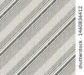 monochrome diagonal dashed... | Shutterstock .eps vector #1460836412