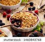 Crumble  Mixed Berry ...