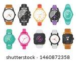 classic men's and women's... | Shutterstock .eps vector #1460872358
