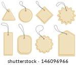 Carton Labels Of Various Shape...