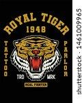 vector illustration of tiger...   Shutterstock .eps vector #1461009965