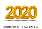 2020 new year celebrate concept ... | Shutterstock . vector #1461121112