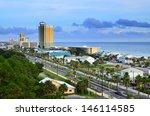 Cityscape Image Of Panama City...
