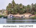esna  egypt   june 2  2019 ...   Shutterstock . vector #1461197495