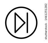 Play Next Button Icon Design ...