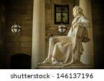 Thomas Jefferson Memorial At...