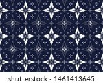 batik indonesian  is a... | Shutterstock .eps vector #1461413645