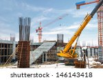 construction site | Shutterstock . vector #146143418