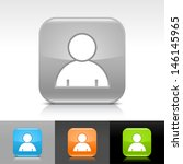 avatar user icon. blue  orange  ...