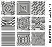 stripes patterns. set of...   Shutterstock .eps vector #1461695975