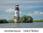 the old  abandoned lighthouse... | Shutterstock . vector #146178362