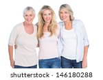 three generations of women... | Shutterstock . vector #146180288