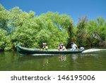 sulina   june 25 unidentified... | Shutterstock . vector #146195006