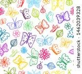 Butterfly Pattern Children...