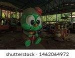Creepy Abandoned Amusement Par...