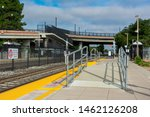 Accessible Ramp For Caltrain...
