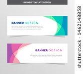 banner vector template...   Shutterstock .eps vector #1462148858