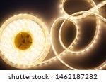 decorative led strip home... | Shutterstock . vector #1462187282