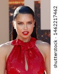 adriana lima at the los angeles ... | Shutterstock . vector #1462217462