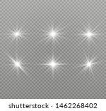 white glowing light explodes on ...   Shutterstock .eps vector #1462268402