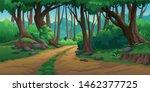 illustration of an outdoor in...   Shutterstock .eps vector #1462377725