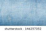 blue jeans texture | Shutterstock . vector #146257352