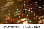 technology and science... | Shutterstock . vector #1462781825