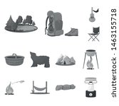 vector illustration of... | Shutterstock .eps vector #1463155718
