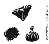 vector design of cuisine and... | Shutterstock .eps vector #1463178128